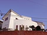 小高い丘に建つ スパニッシュハウス画像1