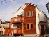 自然素材注文住宅画像1